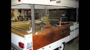 30 elegant camper trailer tailgate kitchen plans agssam com