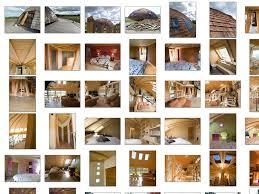 maison bois interieur domespace accueil la maison ronde en bois qui tourne avec le