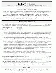 Sample Undergraduate Resume Management Resume Objective Examples