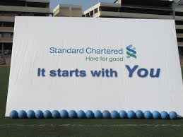 standard chartered bank coaches across continents