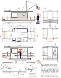 Houseboat Floor Plans by Duckworks June Reports
