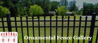 ornamental fences central fence co