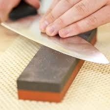 Sharpen Kitchen Knives How To Sharpen Kitchen Knives