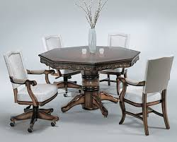 Poker Table Chairs Poker Table U0026 Combination Dining U0026 Poker Tables