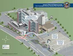 Map Jamaica Jamaica Plain Va Medical Center