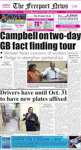 the freeport news grand bahama u0027s first newspaper