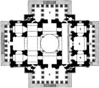 Cathedral Floor Plan Saint Isaac U0027s Cathedral Wikipedia