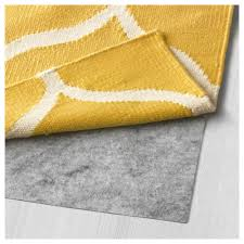 how to vacuum carpet stockholm rug flatwoven handmade net pattern yellow 170x240 cm ikea