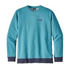 patagonia men u0027s p 6 label midweight crew sweatshirt