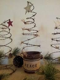 Decorate Christmas Tree Rustic best 25 primitive christmas ideas on pinterest primitive