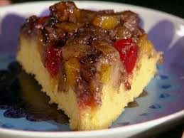 upside down cornbread cake cooking channel