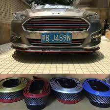 lexus is200 wide body kit aliexpress com buy universal fake carbon fiber red blue silver