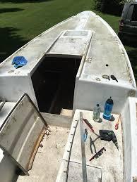 jon boat floor plans cal 20 sailboat