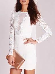 red lace dress vintage style women u0027s illusion short sleeve bateau