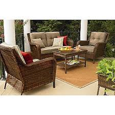 sears ty pennington style mayfield 4 pc deep seating set sold by