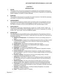 aircomm corporation bell 412 air conditioner instructions for