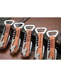 wedding gift groomsmen deal on bottle opener personalized bottle opener groomsmen