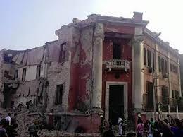 consolato d italia parigi forte esplosione al cairo di fronte al consolato italiano danni