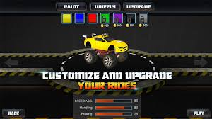 monster truck video game extreme monster truck driver android apps on google play