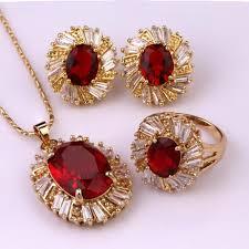 gold stones necklace designs images S3 0031 mandala design c superdeal design 27mm luxury triple set jpg