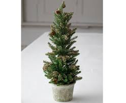 artificial small pine tree with glitter small expert verdict