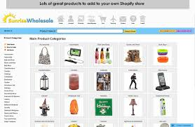 Home Decor Dropship Manufacturer Sunrise Wholesale Product Dropshipping U2013 Ecommerce Plugins For