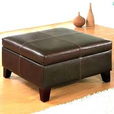 ottoman with storage and tray round brown ottoman with storage and tray orange tufted square