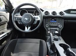 2015 Mustang V6 Black 2015 Ford Mustang V6 Vs Ford Mustang Ecoboost Autoguide Com News