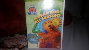Opening To Rolie Polie Olie Halloween Vhs by Opening To Bear In The Big Blue House A Bear For All Seasons 2004