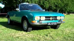 peugeot 504 coupe peugeot 504 cabrio u002769 youtube