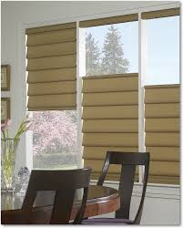 hunter douglas alustra collection vignette window shadings with