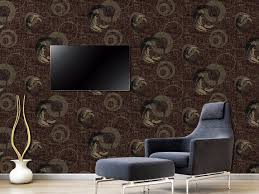 2017 wallpaper manufacturer wholesale cheap price modern interior wallpaper effect pictures