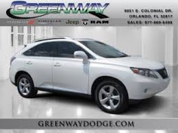 lexus 350 used for sale used lexus rx for sale in orlando fl 86 used rx listings in