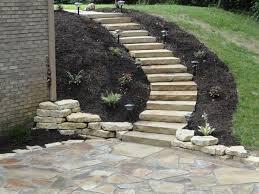 Flagstone Ideas For A Backyard 966 Best Landscaping Steps Images On Pinterest Backyard Ideas