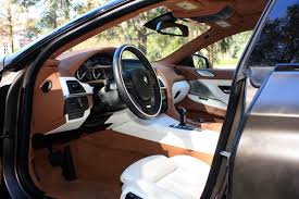 Bmw Opal White Interior 2013 Bmw 640i Gran Coupe Ridelust Review