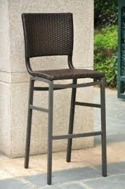 Resin Wicker Patio Dining Sets Stools Patio Dining Sets Counter Height Outdoor Furniture
