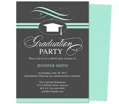 graduation party invitation wording graduation party invitations which for you thewhipper