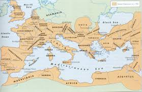 Map Of North Africa by North Africa In Late Antiquity Challenges To Roman Byzantine