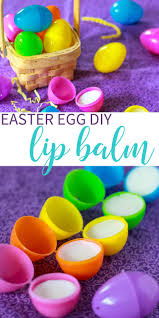 easter egg stuffers easter egg lip balm non candy basket stuffer that s what che