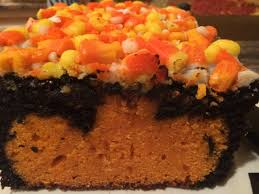 Pumpkin Halloween Cake by Surprise Inside Halloween Cake U2013 I Like To Bake