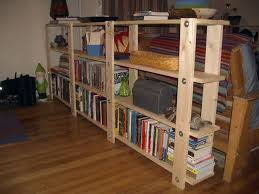 8 Ft Bookshelf Cheap Easy Low Waste Bookshelf Plans 5 Steps With Pictures