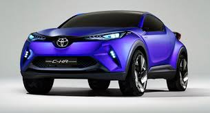 sporty toyota cars this is toyota s c hr sporty compact crossover concept
