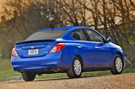 nissan tiida trunk space nissan versa is america u0027s most inexpensive car what do you get