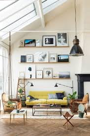 Industrial Living Room by 15 Industrial Design Decor Ideas To Make Your House Feel Like Home
