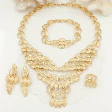 aliexpress gold necklace images Buy italian gold jewelry and get free shipping on jpg