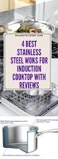 Induction Cooktop Aluminum 4 Best Stainless Steel Woks For Induction Cooktop With Reviews