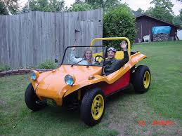 lexus v8 dune buggy somebody built a