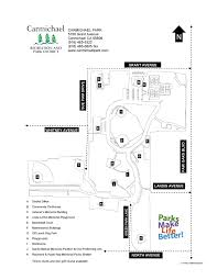 Folsom Outlets Map Available Facilities Carmichael Recreation And Park District