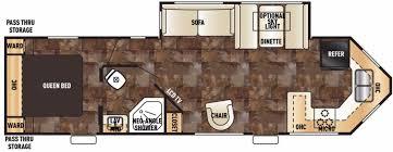 open range rv floor plans forest river cherokee rvs for sale