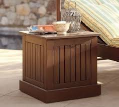 Patio Umbrella Stand Side Table Outdoor Patio Umbrella Stands Foter
